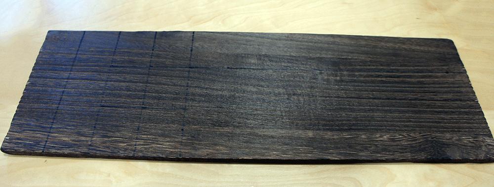木版のカット位置