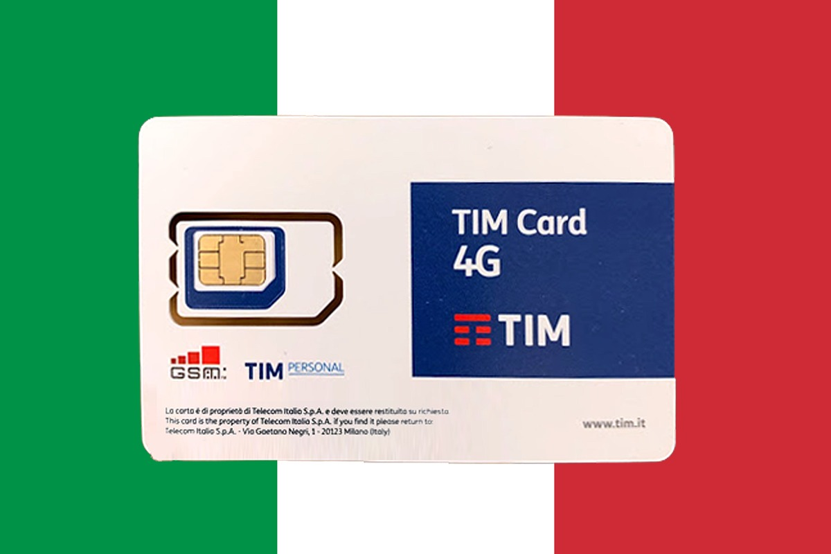 【TIM Tourist】イタリア旅行でスマホを使うための方法