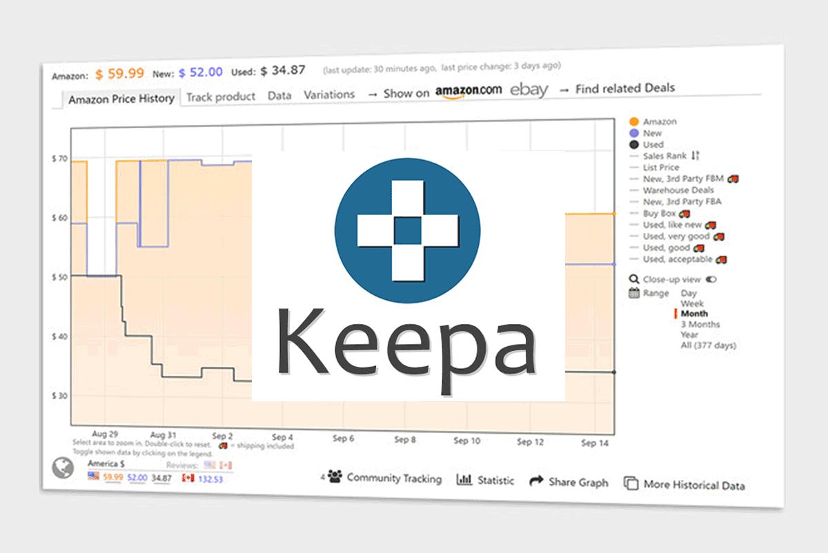 【入荷通知】Amazonの品薄商品を高確率で買える方法【Keepa活用】
