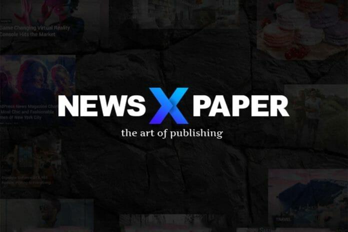 Newspaper 10 テーマ