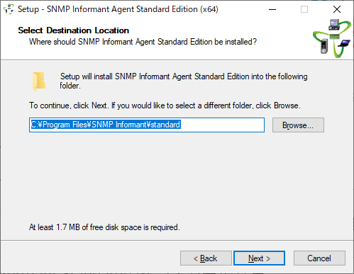 SNMP Informant Install 3