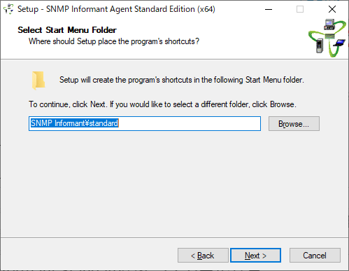 SNMP Informant Install 4