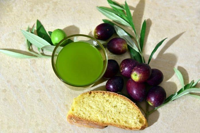 グリーンハーブオイルのレシピ