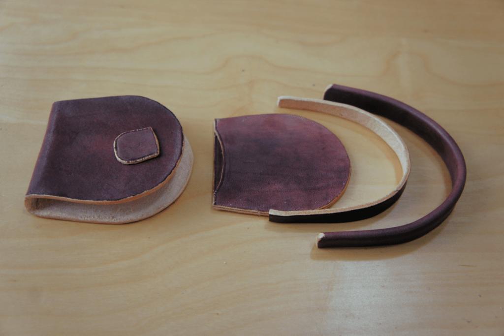 馬蹄型コインケース作り方3