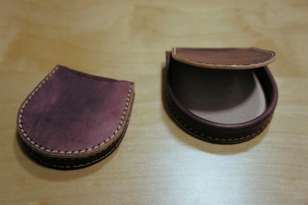 馬蹄型コインケース作り方4