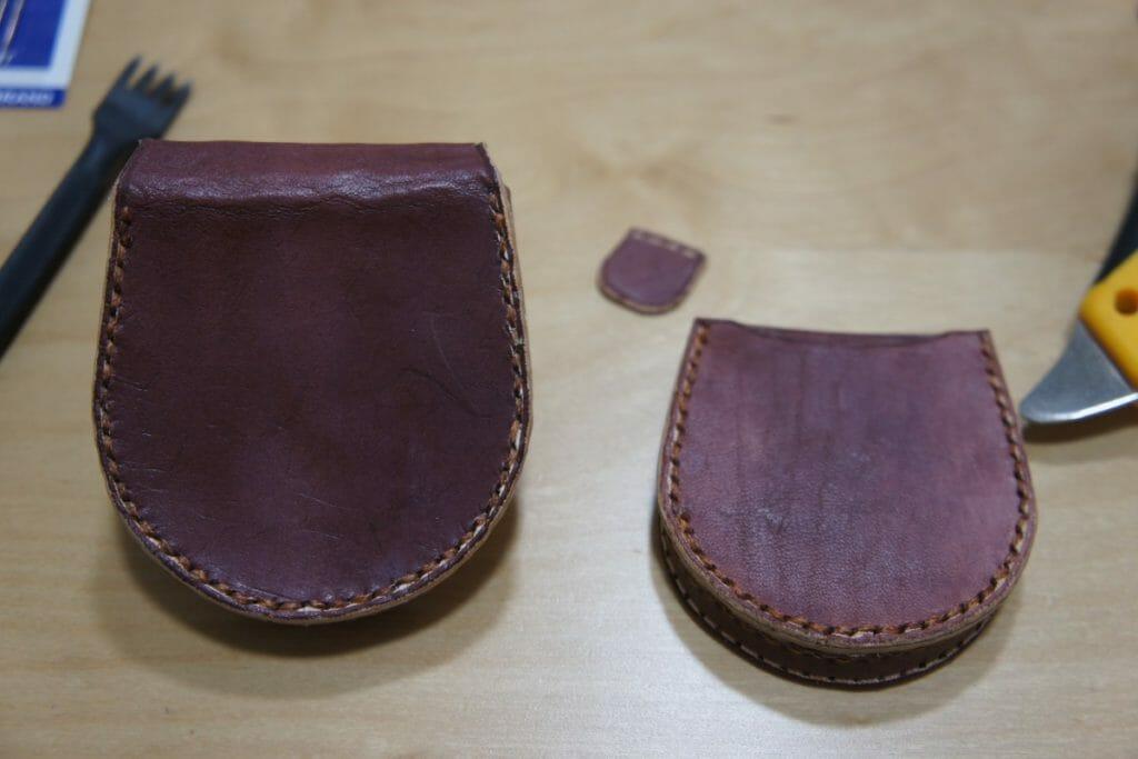 馬蹄型コインケース作り方6