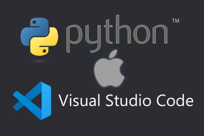 【Mac】VS Code・HomebrewでのPython開発環境構築方法