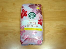 【コストコ】春限定のスタバ スプリングブレンドコーヒー豆のレビュー