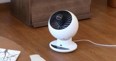 サーキュレーターの使い方~暖冷房に効果的な設置方法~ | アイリスプラザ_メディア
