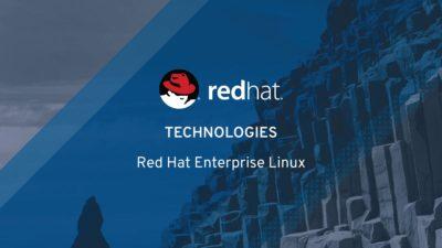 Red Hat Enterprise Linux Server 30 日間フリートライアル版のダウンロード